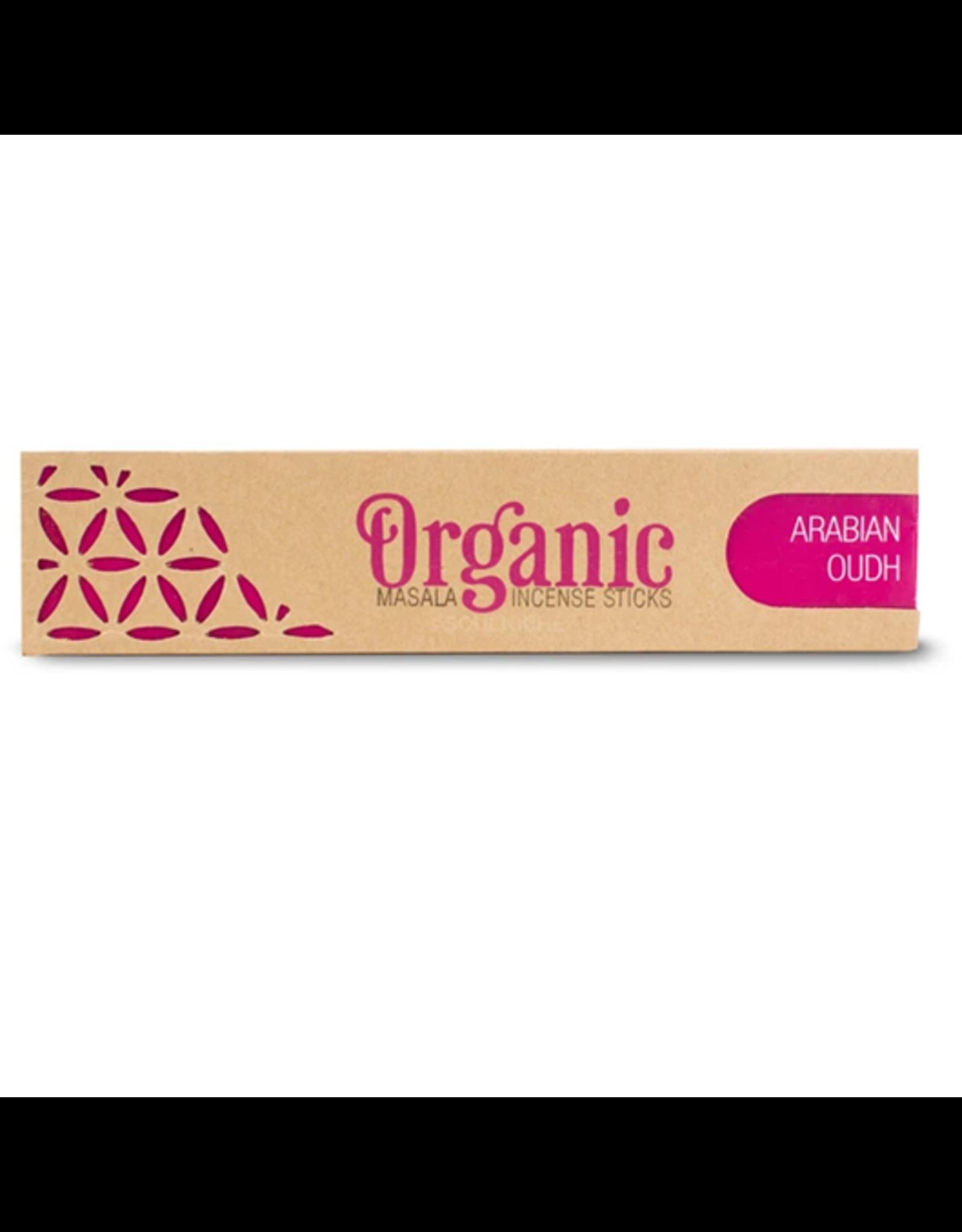Organic Goodness Arabian oudh