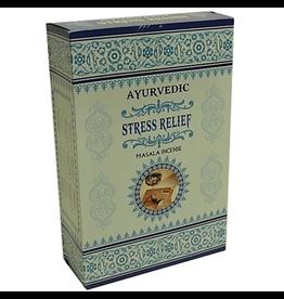 Ayurvedic Stress Relief