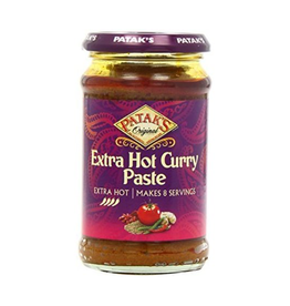Patak's Extra Hot Curry Paste