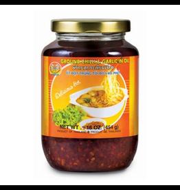 Double Seahorse Ground Chili & Garlic in Oil