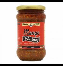 Lekker Bekkie Mango Chutney