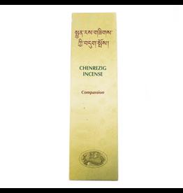 Tibetaanse Chenrezig