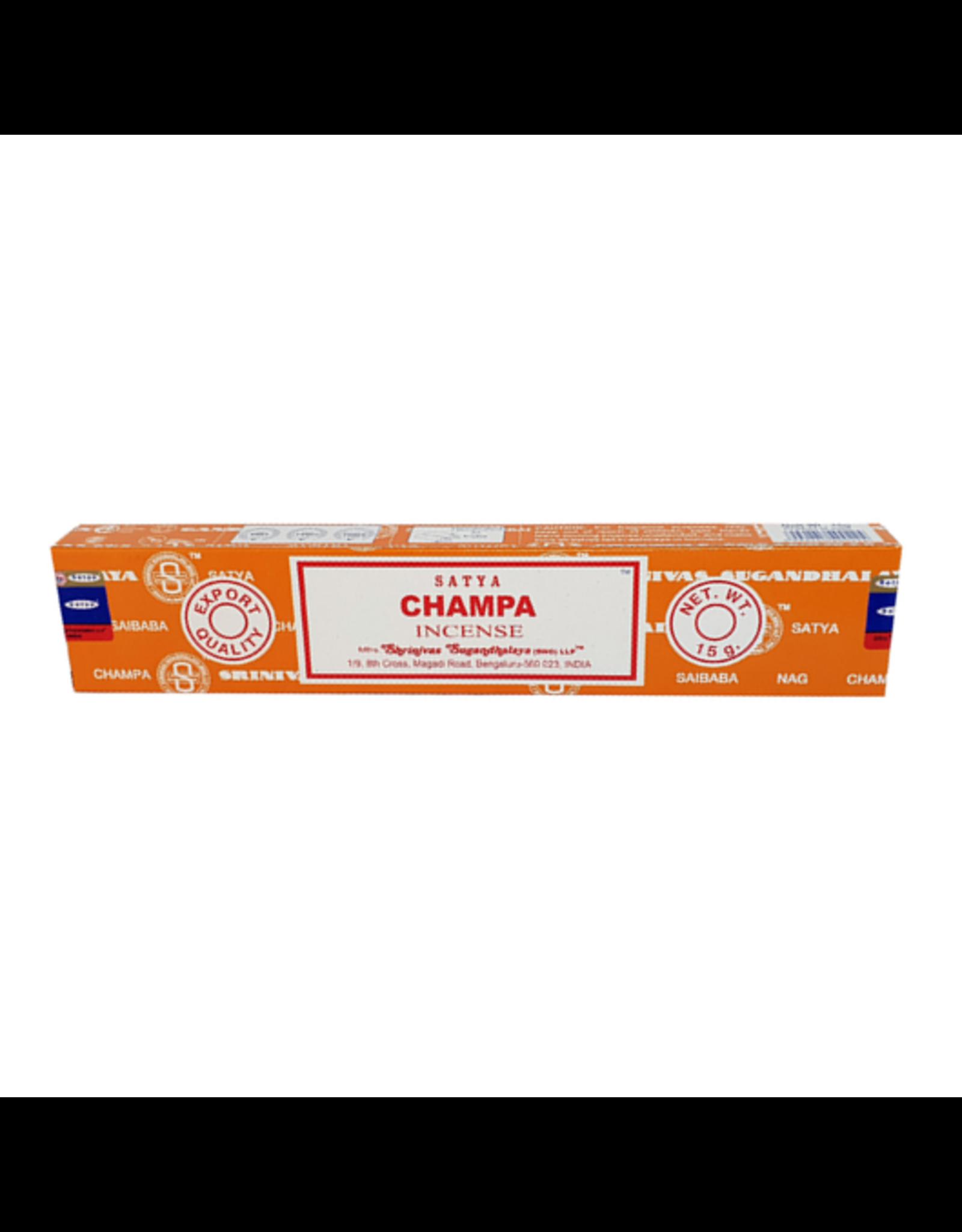 Satya Champa