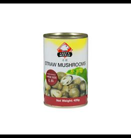 Chef's World Straw Mushrooms