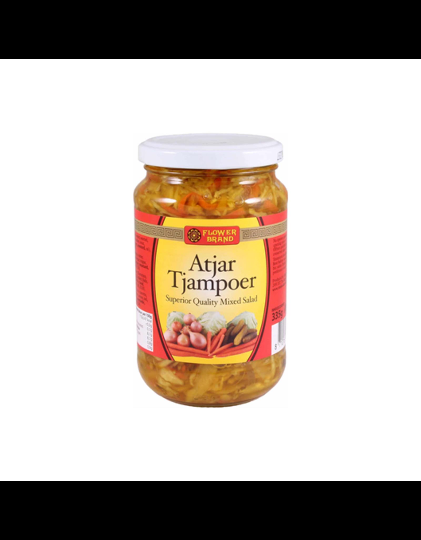 Flower Brand Atjar Tjampoer