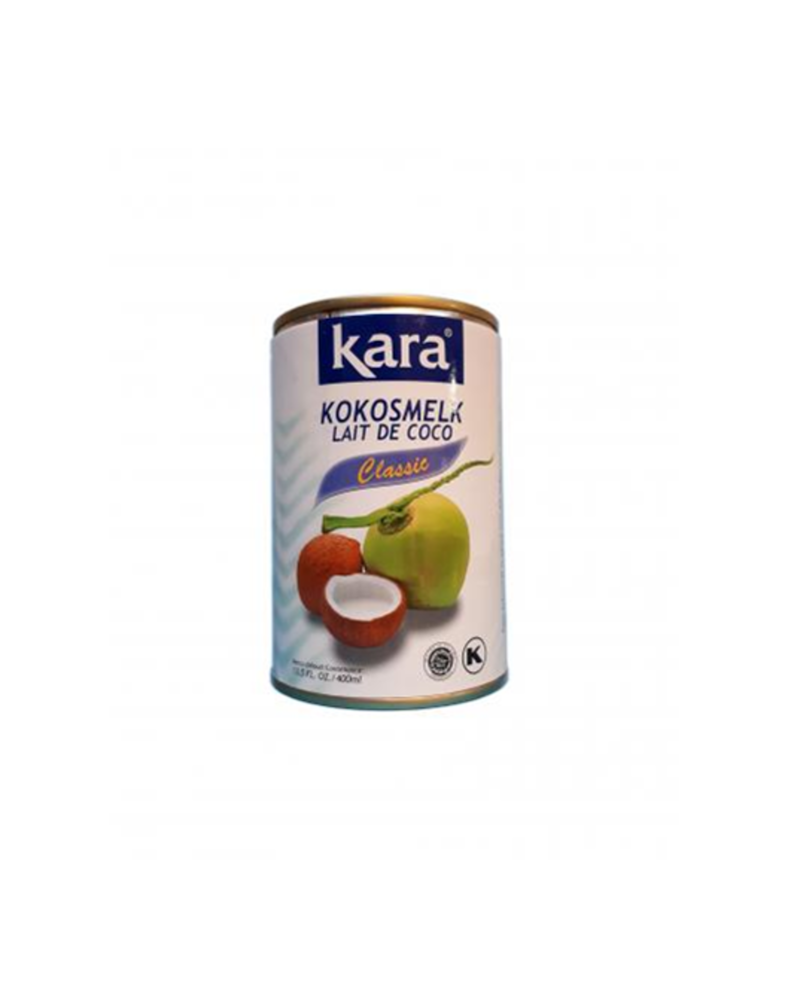 Kara Kokosmelk Classic blik