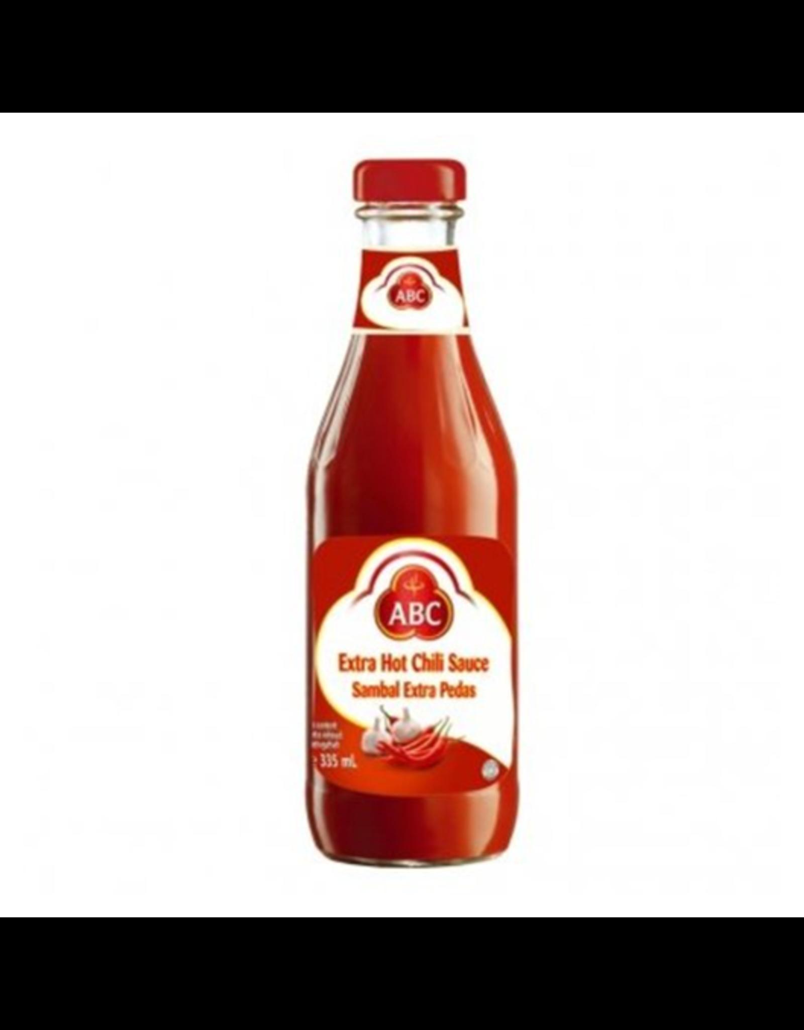 ABC Extra Hot Chili sauce