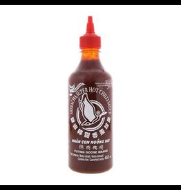 Flying goose Sriracha Super Hot Chili sauce