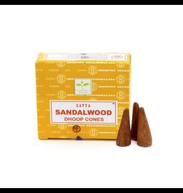 Satya Sandalwood cones
