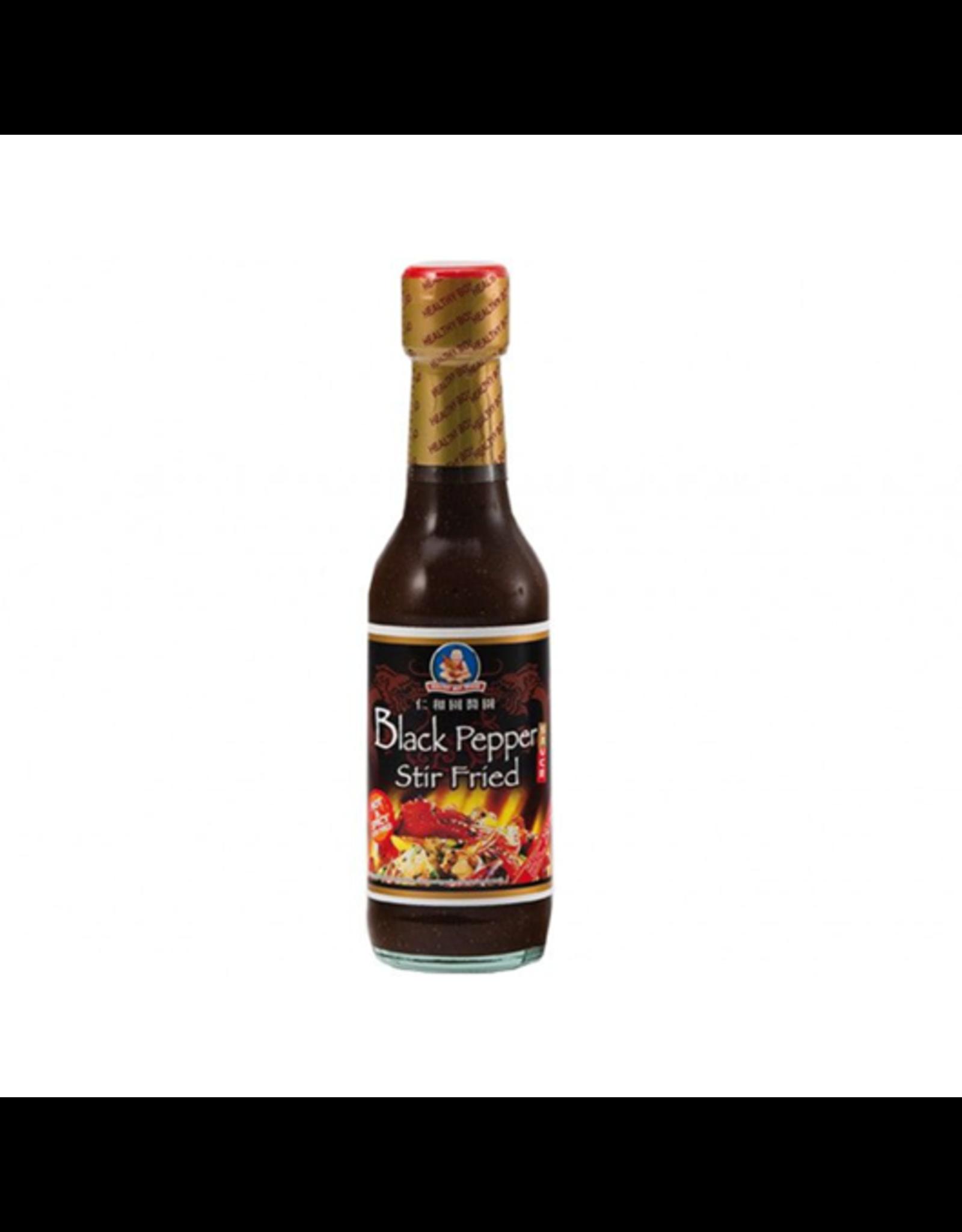 Healthy Boy Brand Black pepper Stir Fried
