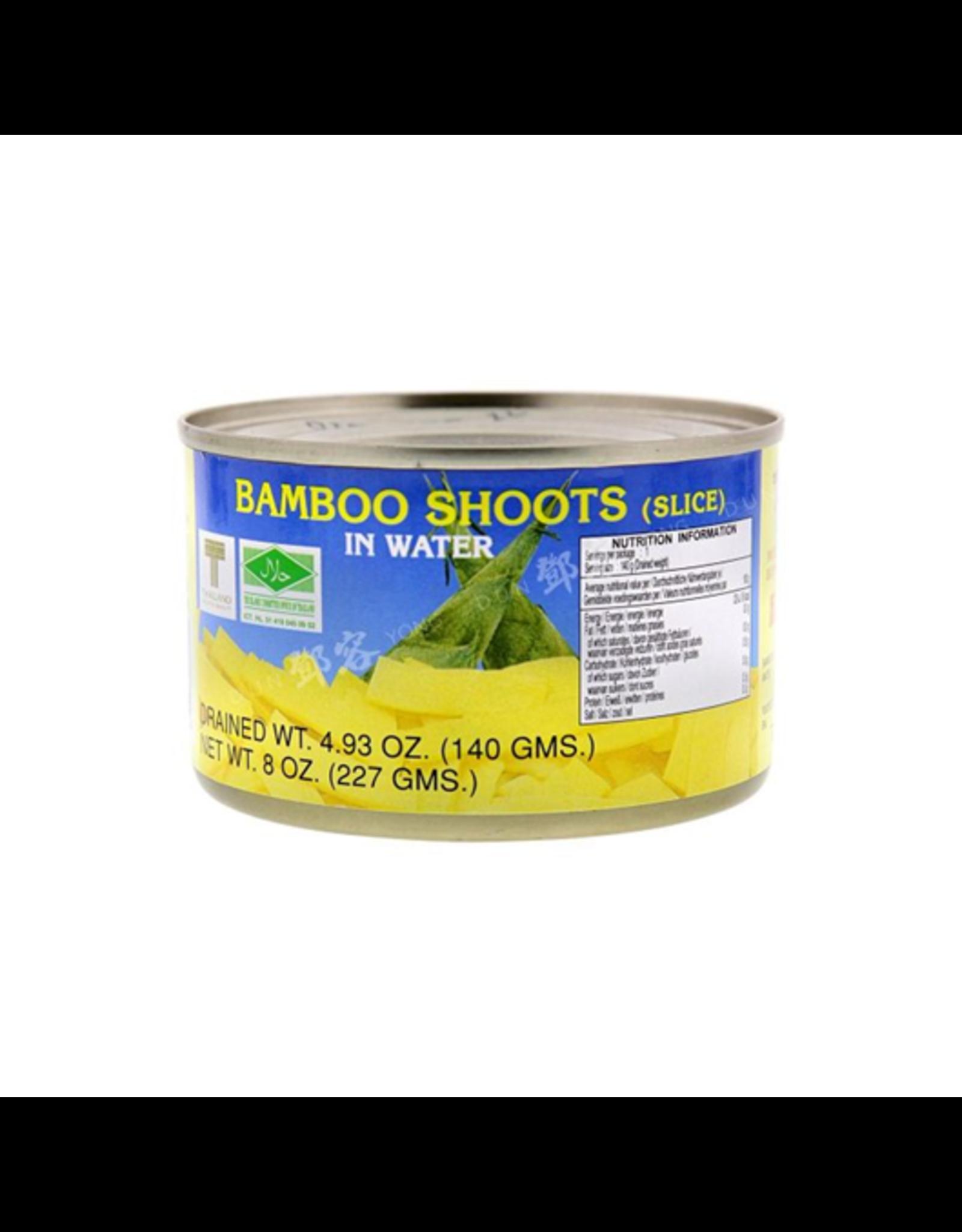 Twin Elephant Bamboo Slices
