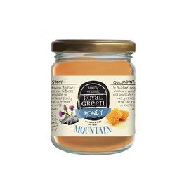 Royal Green Mountain Honey Bio