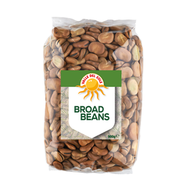 Broad Beans gedroogde Tuinbonen