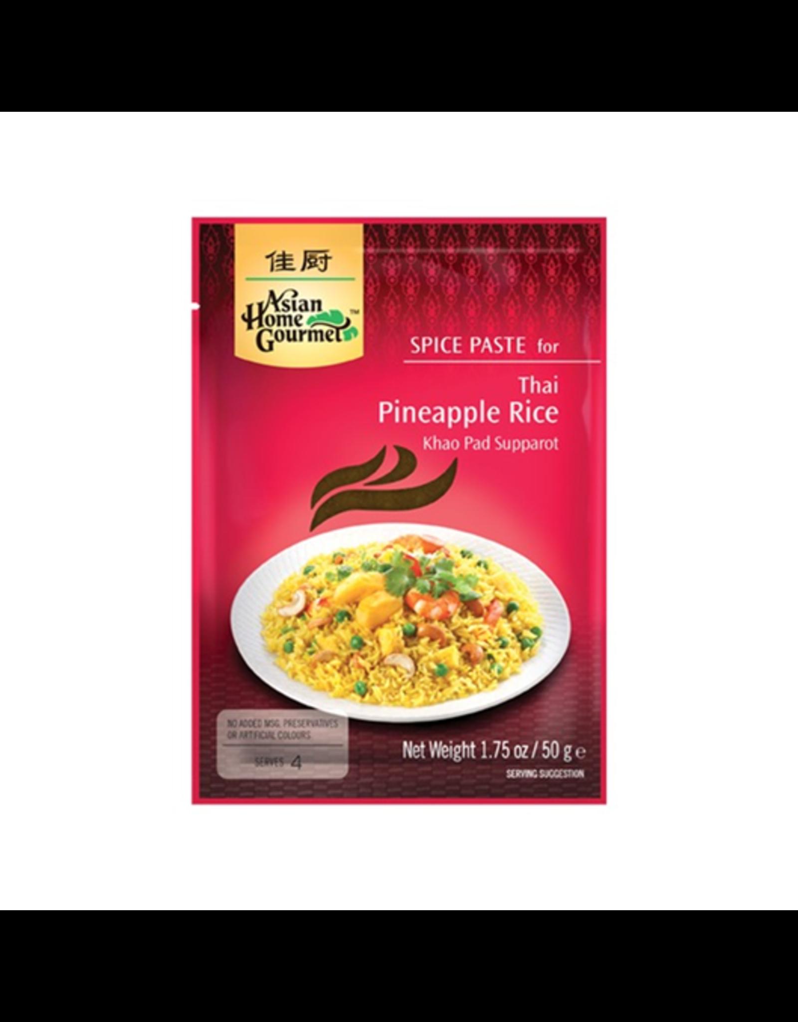 Asian Home Gourmet Thai Pineapple Rice