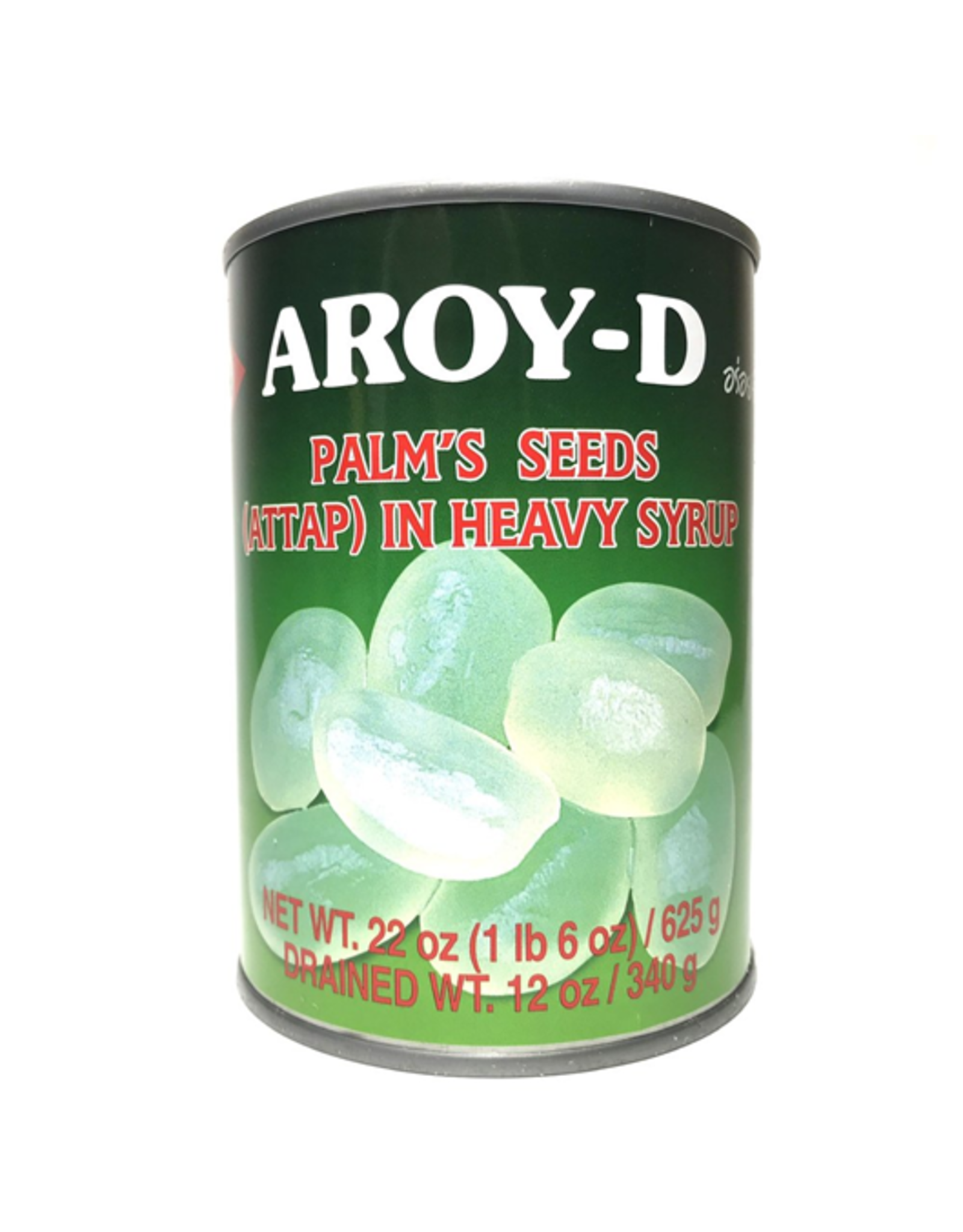 Aroy-D Attap Palm Seed in Syrup