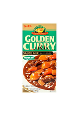 S&B Golden Curry Japanese Curry Mix Medium Hot
