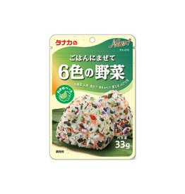 Tanaka Gohan Seasoning Powder for Rice