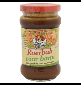 Sweet Moffo Roerbak voor Bami