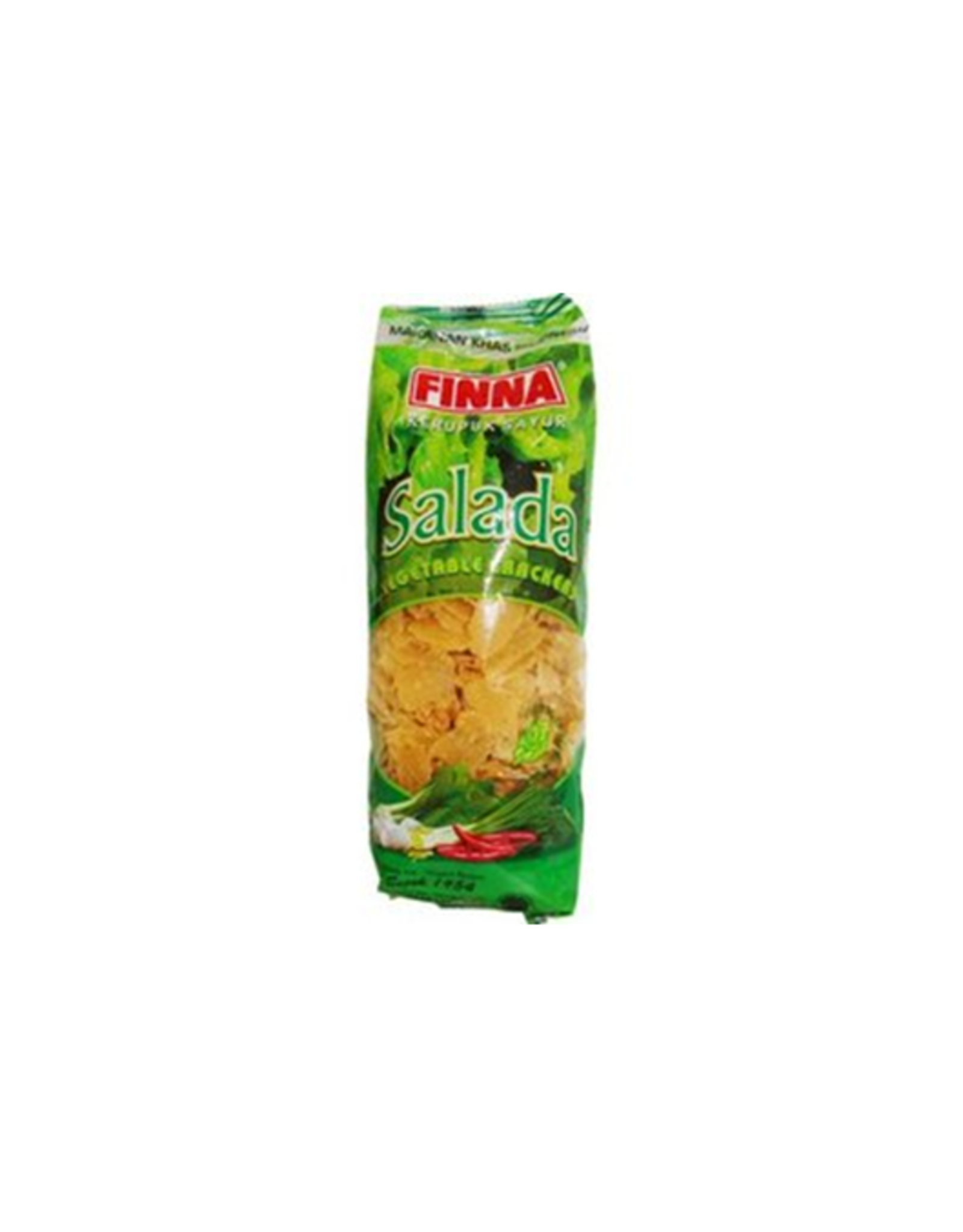 Finna Kerupuk Sayur Salada Vegetable Crackers
