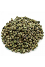 Groene peperkorrels
