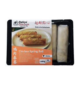 Delico Springroll Chicken Loempia's 10 stuks