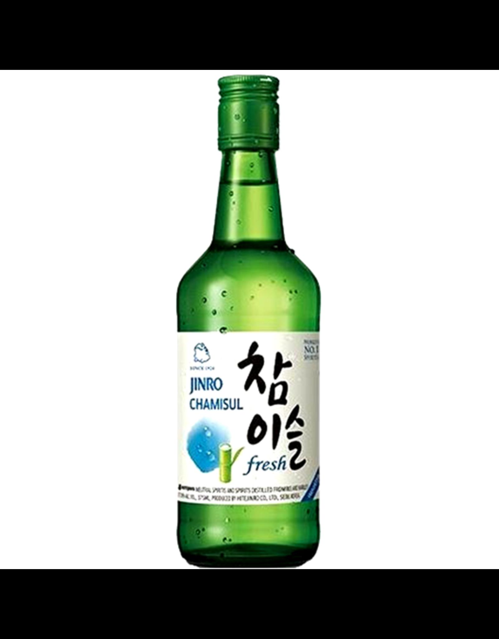 Jinro Chamisul Fresh