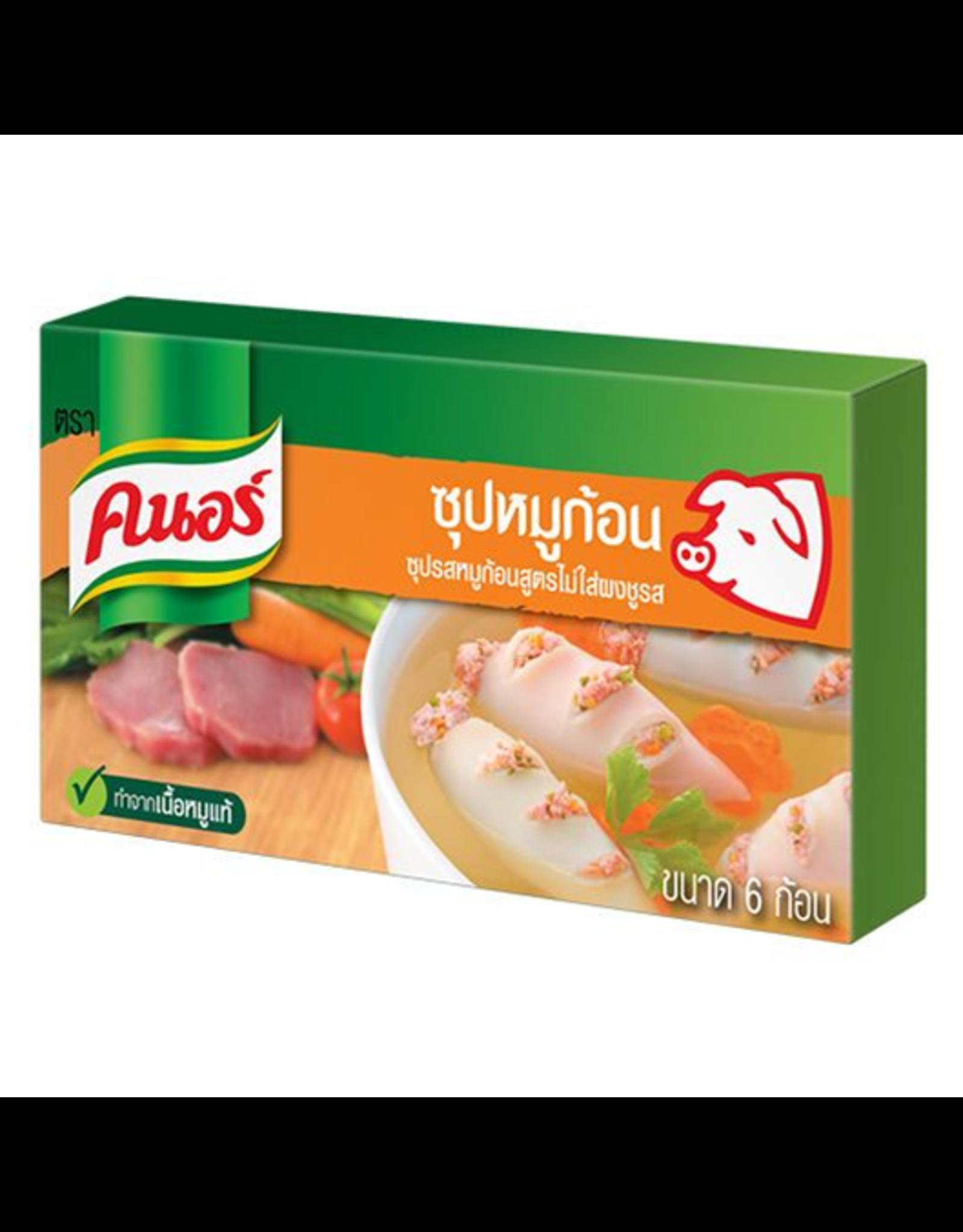 Knorr Thai Bouillonblokjes Varken