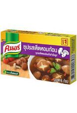 Knorr Thai Bouillonblokjes Paddenstoel