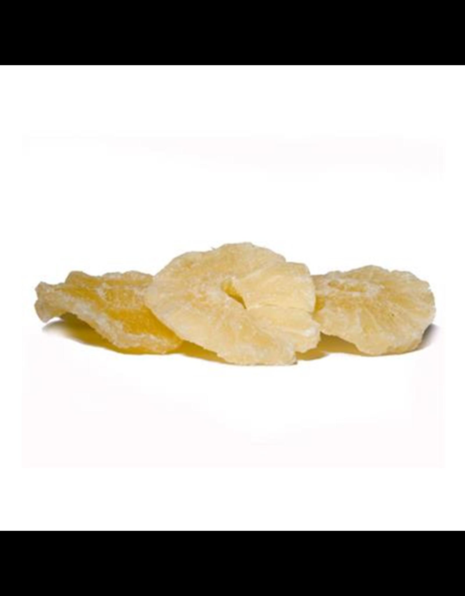 Ananas schijven 250gr