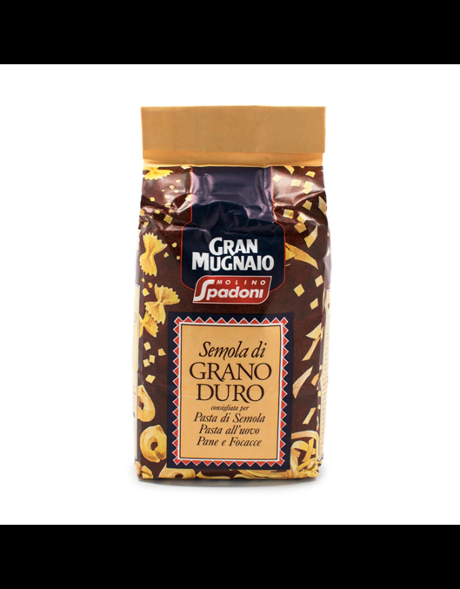 Gran Mugnaio Grano Duro  Durum Wheat Semolina