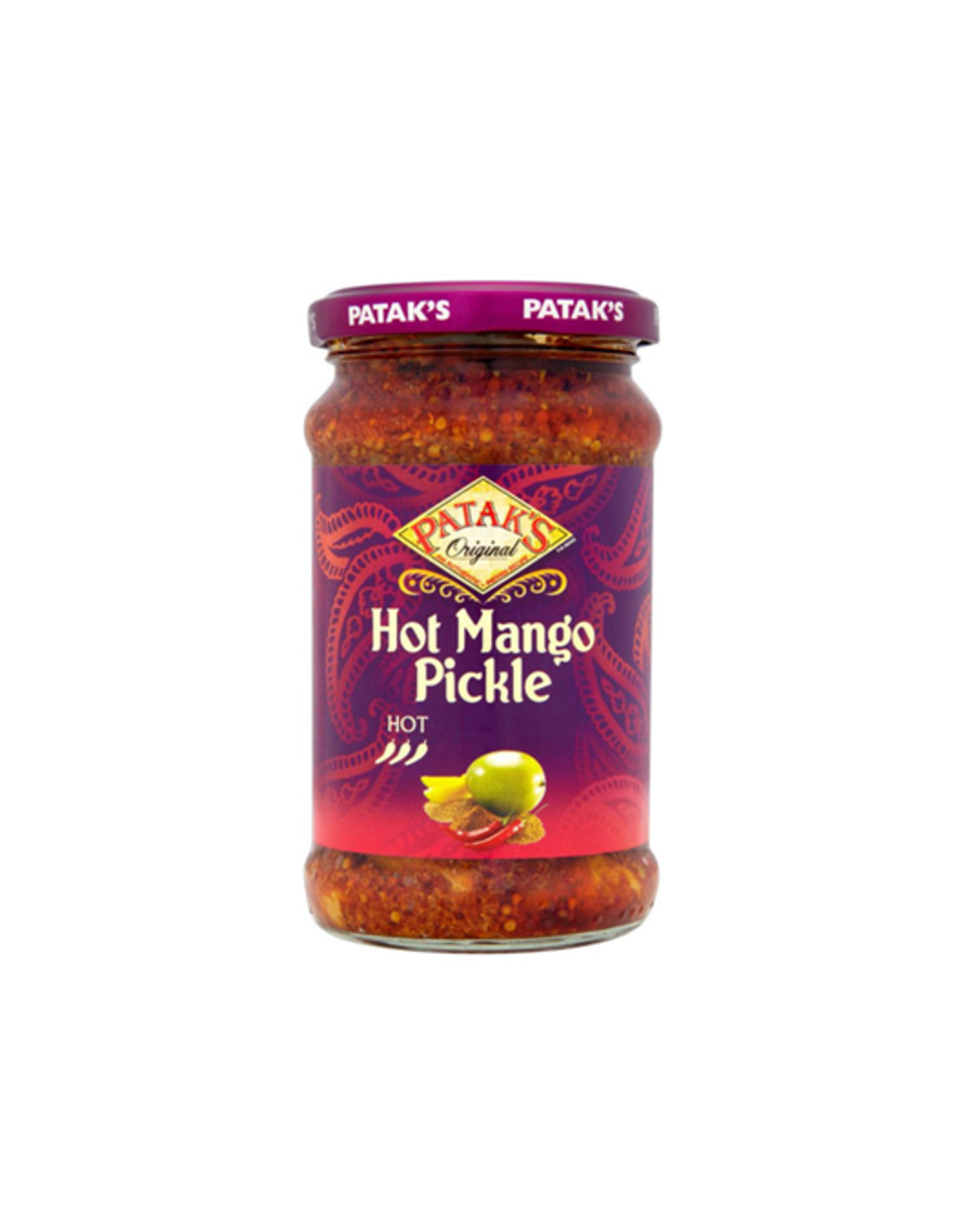 Patak's Hot Mango Pickle