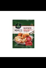 Bibigo Mandu Gyoza Kimchi, Pork & Vegetable