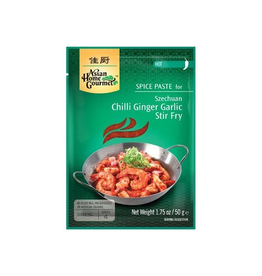 Asian Home Gourmet Szechuan Chilli Ginger Garlic Stir Fry
