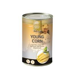 Golden Turtle Brand Young Corn