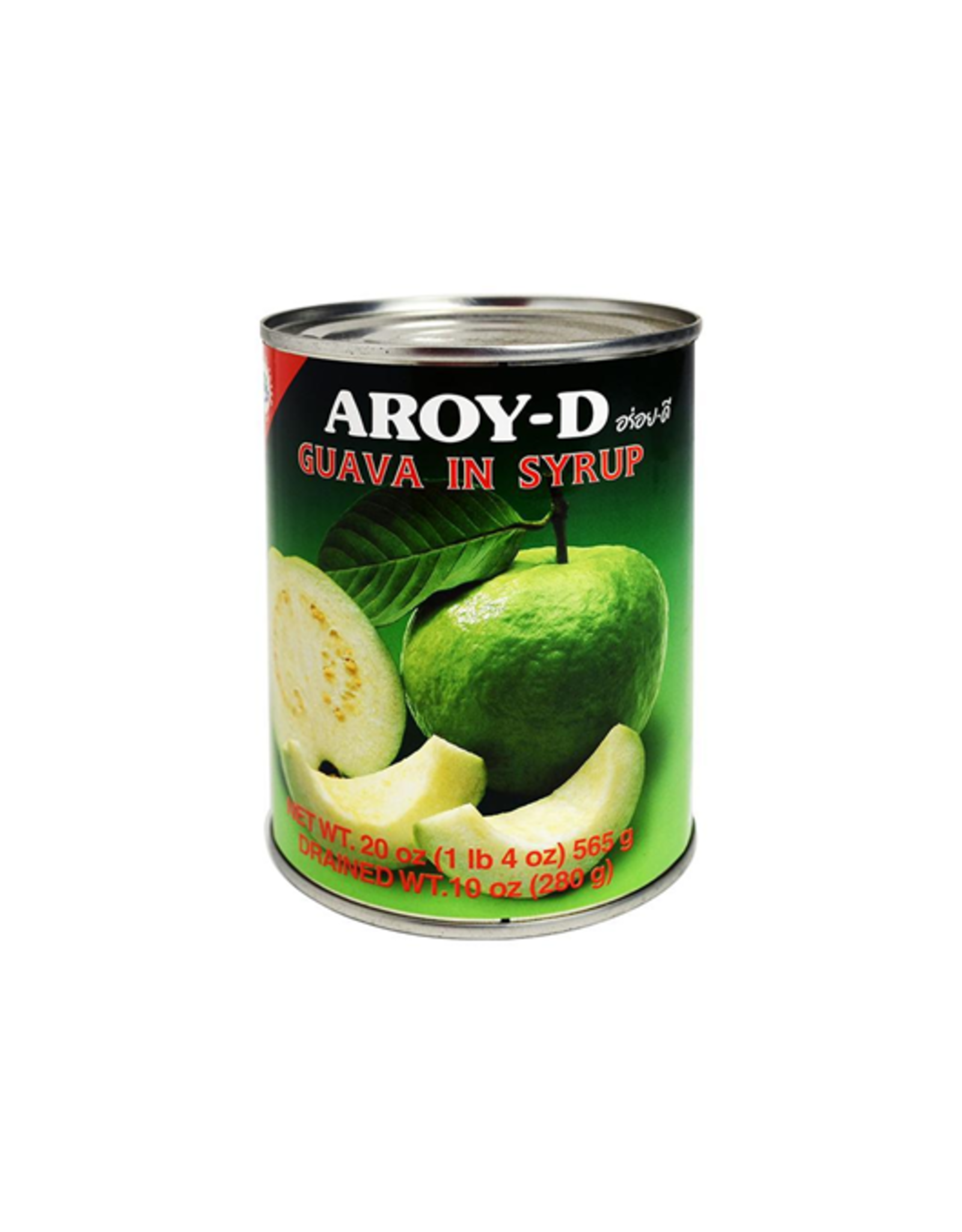 Aroy-D Guava in Syrup