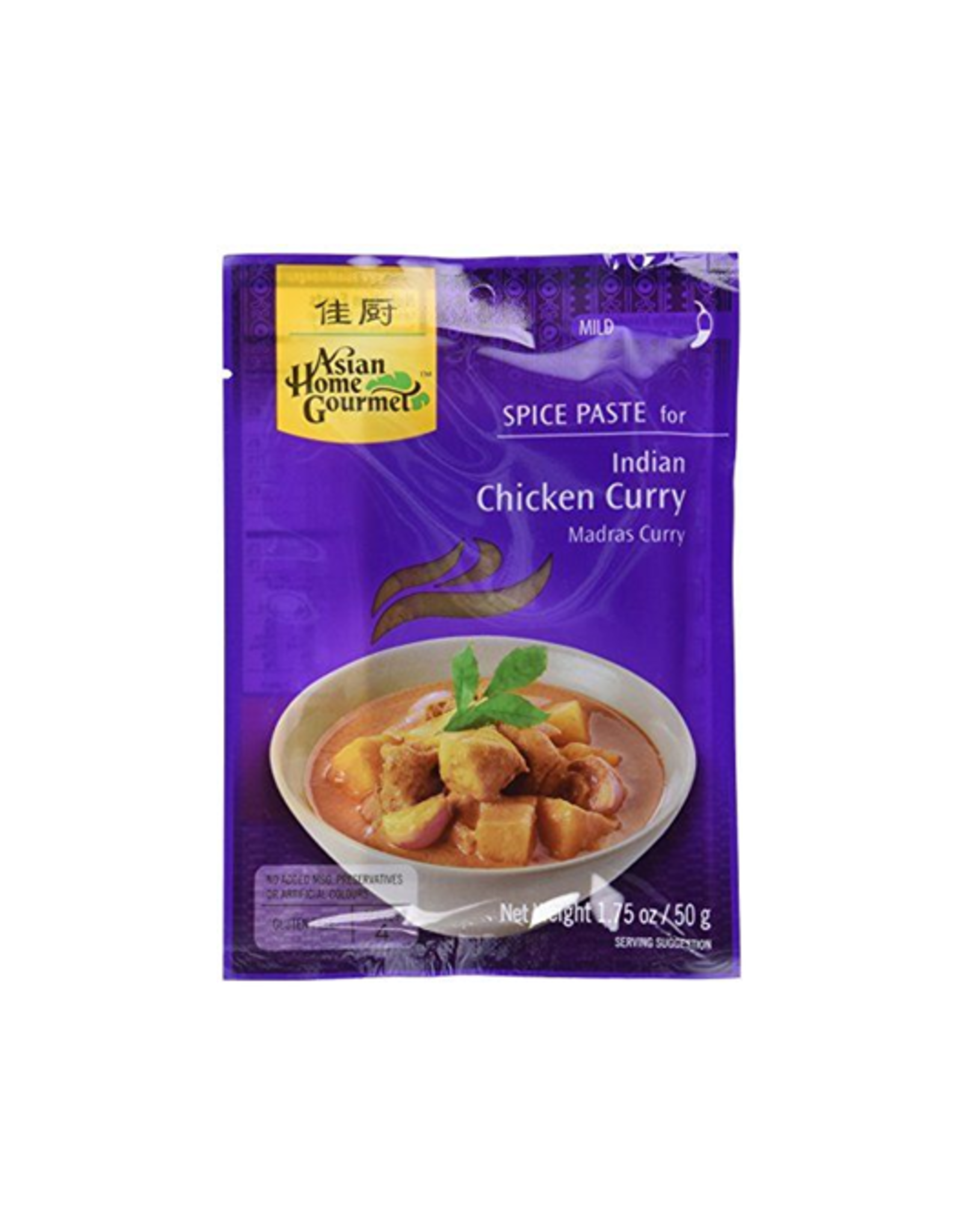 Asian Home Gourmet Indian Madras Curry