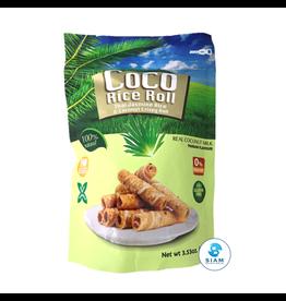 Coco Rice Roll Pandan