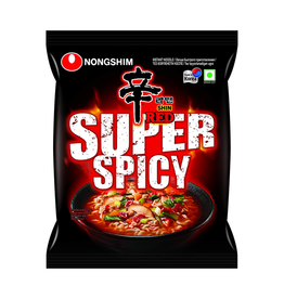 Nongshim RED Shin Ramyun Super Spicy