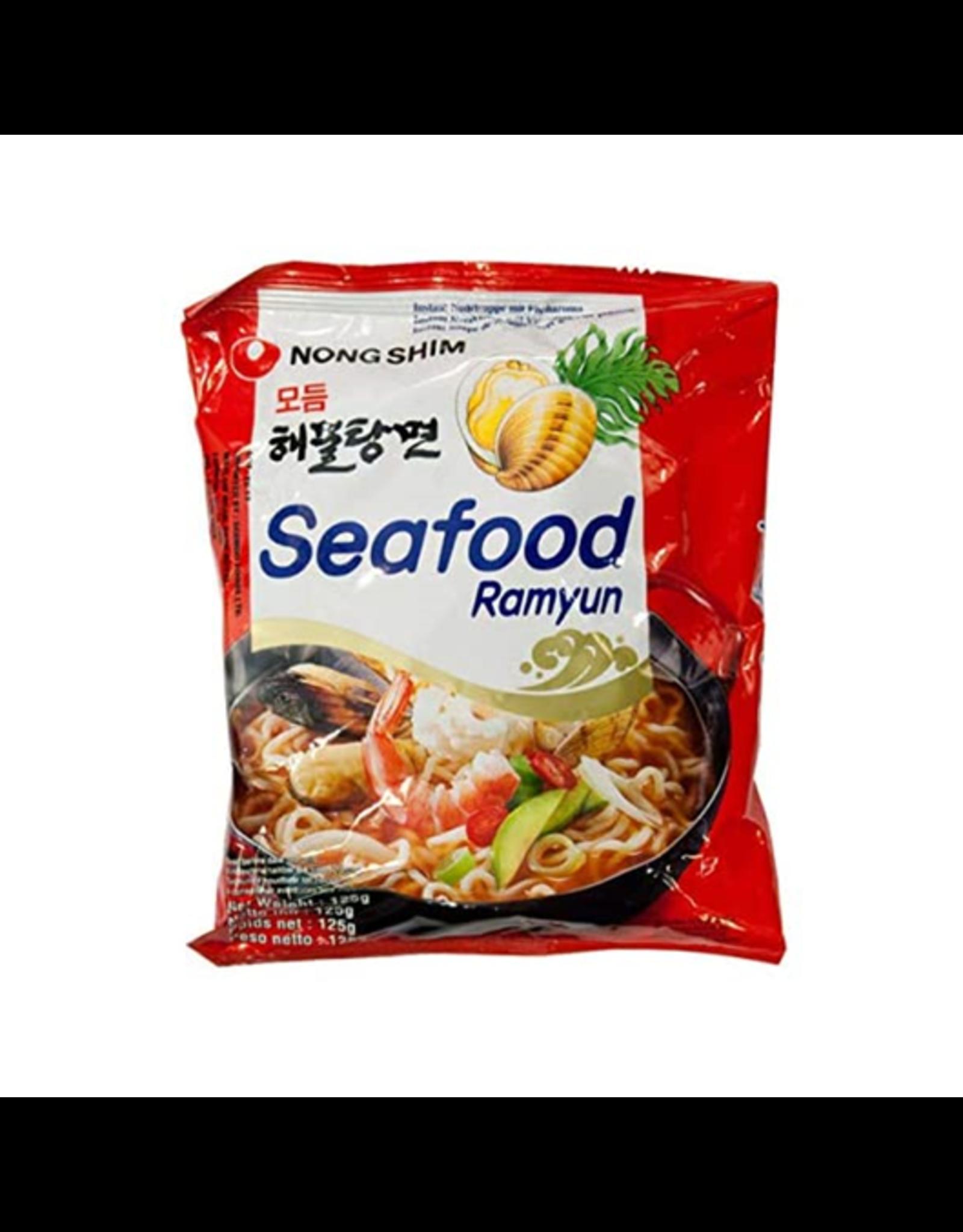 Nongshim Hamultang Seafood Ramyun