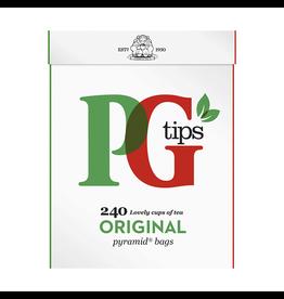 PG Tips Organic Black Tea 240 Pyramid Bags