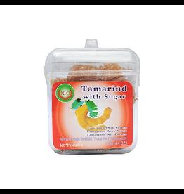 X.O. Brand Tamarinde snoepjes suiker & chili