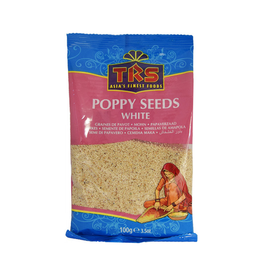 TRS Maanzaad wit Poppy seeds 100gr