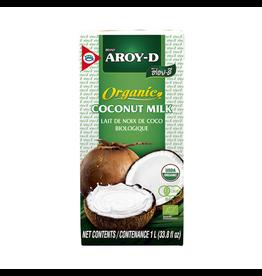 Aroy-D Kokosmelk Biologisch 1L