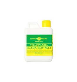 Flower Brand Yellow Label Black Soy No.1 500ml