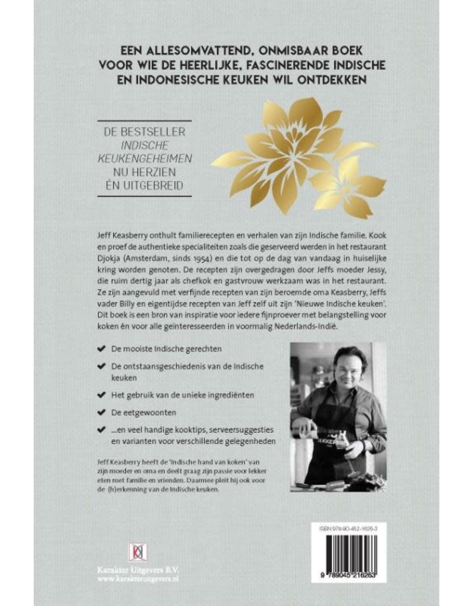 Jeff Keasberry Alle Indische Keukengeheimen