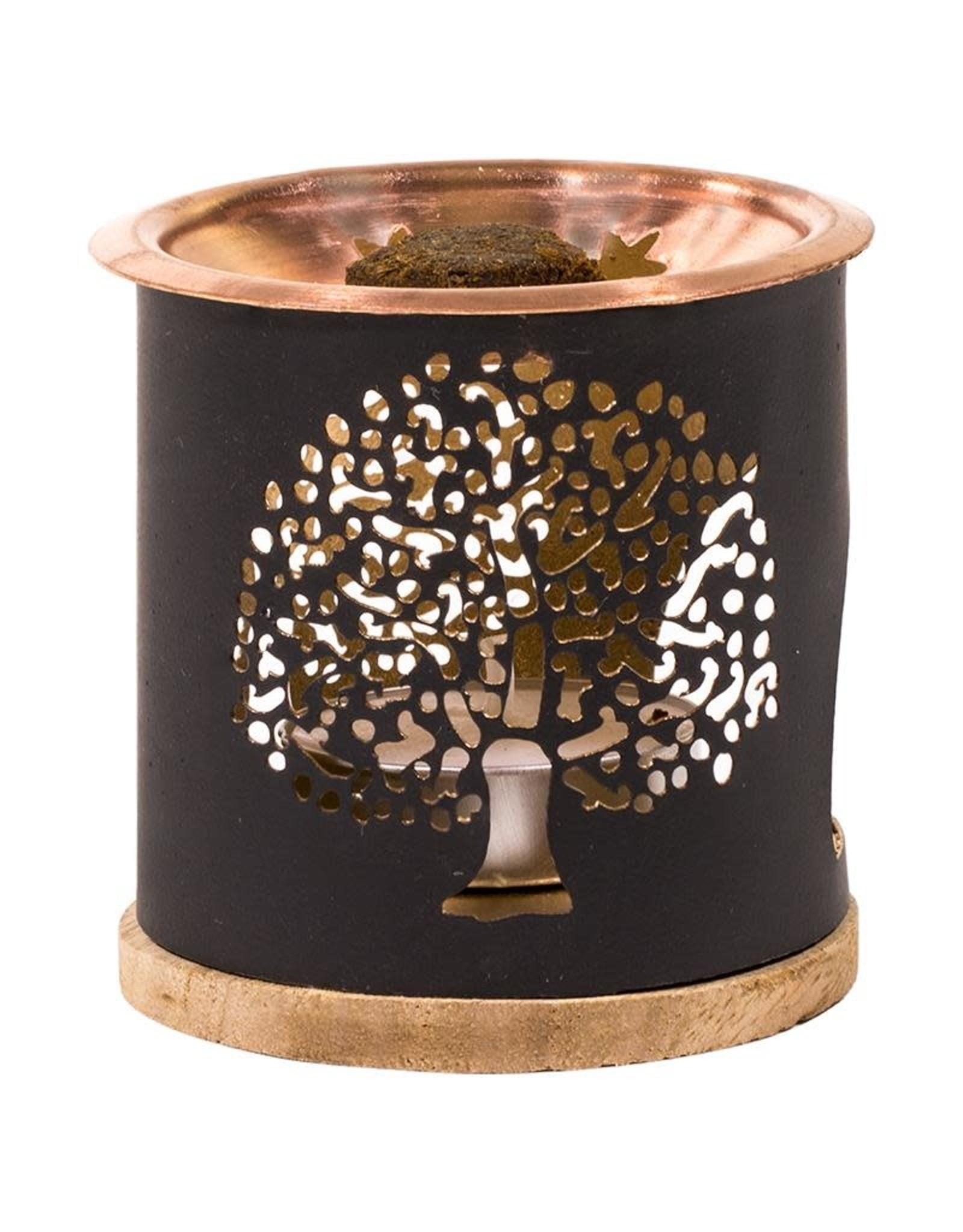 Aromafume Incense Diffuser Levensboom