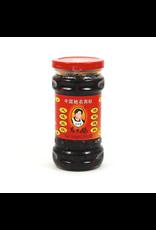 Lao gan ma Preserved Black Beans in Chili Oil