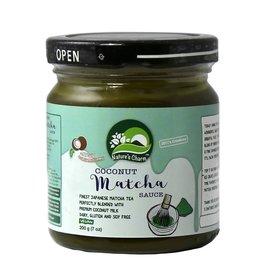 Nature's Charm Coconut Matcha Sauce