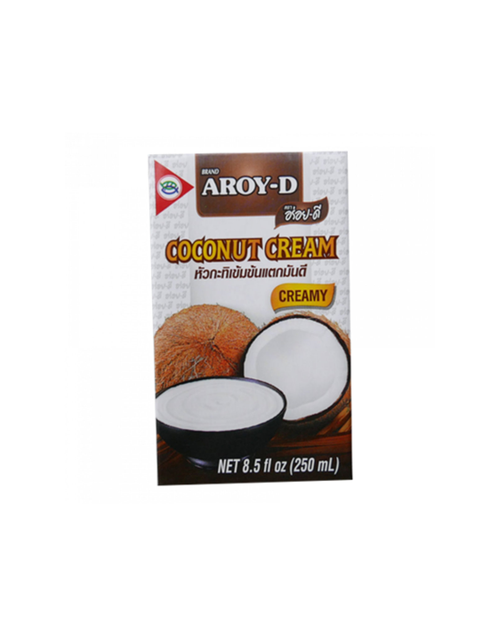 Aroy-D Coconut Cream 250ml