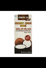 Aroy-D Coconut Cream 1L